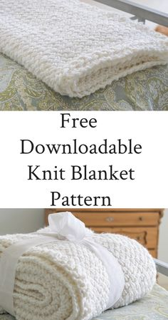 Instructions and a quick video showing how to make this DIY Knit Blanket using the Diagonal Basketweave Stitch The Diagonal Basket Weave Stitch creates a lovely woven pattern resulting in a throw perfect for your home or gifting DIY Knitting Blanket Loom Knitting, Knitting Patterns Free, Free Knitting, Baby Knitting, Free Pattern, Loom Patterns, Beginner Knitting Blanket, Baby Blanket Knitting Pattern Free, Vintage Knitting