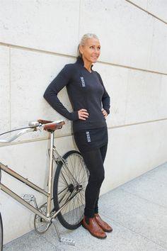 Grey Fox: Road Rags - merino bike wear made in England