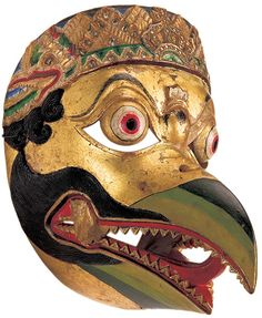 Indonesian Masks | Year 8 - Performing Arts - LRC at Lowther Hall Anglican Grammar School