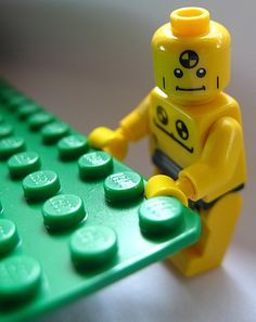 Learn to speak LEGO! Basic Terms