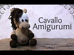 Cavallo Amigurumi | World Of Amigurumi - YouTube