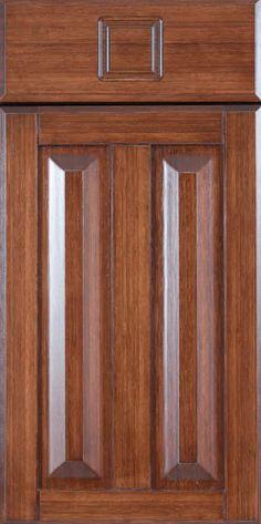 Arts & Crafts Collection Wood Cabinet Door at Elias Woodwork ...