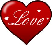 Love you with all my heart clip art dayasrioke top