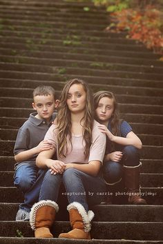 Siblings <3  Image by © Captured By Carrie Photography  http://www.facebook.com/CapturedByCarriePhotography
