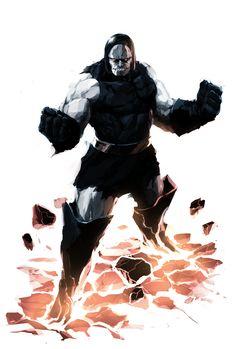 Darkseid by naratani.deviantart.com on @DeviantArt