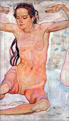 Ferdinand Hodler - Symbolism - Switzerland - Detail