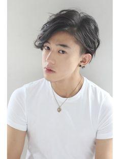 モッズ ヘア 青山プリヴィレージュ店(mod's hair)メンズ ラフウェーブミディ【GABRIELLA 1992-93A/W】
