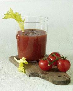 Das Rezept für Würziger Tomatensaft und weitere kostenlose Rezepte auf LECKER.de
