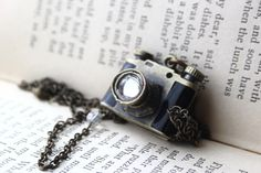 Camera locket, I need this!