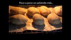 Pan rustico sin gluten. www.canalsingluten.com .Rustic bread gluten free Pan Sin Gluten, Rustic Bread, Autoimmune Paleo, Free Youtube, Paleo Recipes, Gluten Free, Cheese, Empanadas, Cooking