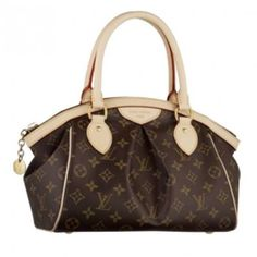 Tivoli PM Monogram Canvas A sophisticated bag due to its beautiful Monogram  canvas f100fea412a1d