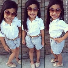 23 Adorable Stylish Kids