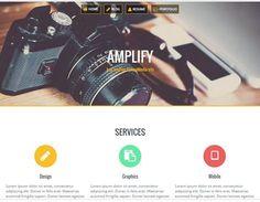 Amplify Review : Responsive WordPress Theme