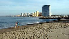 Playa de Oro (Gold Beach) Puerto Vallarta