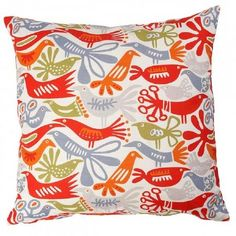 Klippan Bird Swedish Fabric - contemporary - upholstery fabric - by Hus & Hem - Kitchen