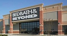 Bed Bath and Beyond - One of my favorite stores