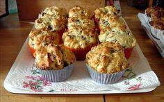 Mushroom muffins