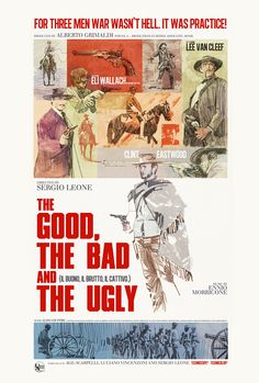 The Good, The Bad, and The Ugly by Tony Stella & Midnight Marauder
