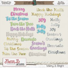 Countdown to Christmas Freebie – Day 3 | Scraps N Pieces Blog