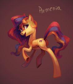 pony-Armenia by Holivi on DeviantArt