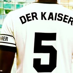 """@enlawded's photo: """"The Franz Beckenbauer Der Kaiser 1974 Retro T-shirt by #Adidas #Originals #Kaiser #Beckenbauer @DFB_Team #Tshirt #Germany #Deutschland #Deutscher #FußballBund #Retro #Swag #Collector @EnLawded #Football #soccer #Fifa #picstitch #instamood #beautiful #instadaily #tweegram #igers #german #berlin #adidasog #webstagram #adidasoriginals #instagramhub #threestripes"""""""