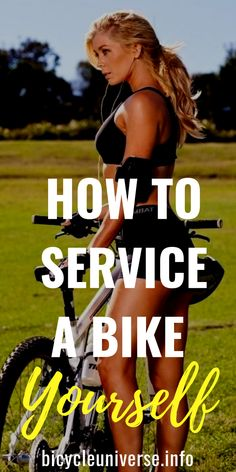 How to Service a Bike Yourself!