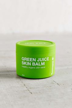 Skin Juice Green Juice Skin Balm from Urban Outfitters. Shop more products from Urban Outfitters on Wanelo. Red Raspberry Seed Oil, Pomegranate Seed Oil, Juice Packaging, All Things Beauty, Beauty Stuff, Beauty Tips, Fresh Makeup, New Nail Polish, Rosehip Oil