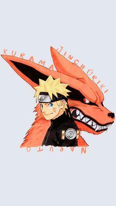Naruto And Kurama Naruto Shippuden