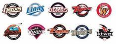 World Baseball, Cavaliers Logo, The Wiz, Lions, Team Logo, Sports, Hs Sports, Lion, Sport