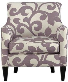 Occasional chair perfect for the master bedroom- Z Gallerie