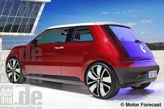 Retrocars: A new Renault 5 Bmw Cs, Citroen Concept, Supercars, Renault 5 Gt Turbo, Opel Gt, Bmw Wallpapers, Automobile, Porsche, Futuristic Cars