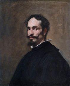 Diego Velasquez (Spanish Portrait of a Man Manet, Diego Velazquez, William Adolphe Bouguereau, Great Works Of Art, Spanish Painters, Great Paintings, Art Uk, Male Face, Impressionist
