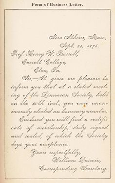 How To Write Letters: A Guide to the Lost Art of Epistolary Etiquette circa 1896   Brain Pickings