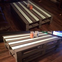 Pallet Decorative Coffee Table