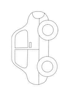 obvodilki, raskraski, malysham Source by galinakrylovska Preschool Writing, Preschool Learning Activities, Free Preschool, Teaching Kids, Kids Learning, Nursery Worksheets, Tracing Worksheets, Preschool Worksheets, String Art Patterns