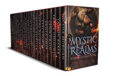 Mystic Realms: A Limited-Edition Collection of Paranormal & Urban Fantasy Romances   MYSTIC REALMS A Limited-Edition Collection of Paranormal & Urban Fantasy Romances What goes bump in the night? What causes you a fright? Whi... http://bookbanshee.com/2018/04/12/mystic-realms-a-limited-edition-collection-of-paranormal-urban-fantasy-romances/ Check more at http://bookbanshee.com/2018/04/12/mystic-realms-a-limited-edition-collection-of-paranormal-urban-fantasy-romances/