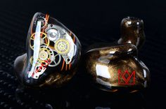 Custom in-ear headphones are the supercars of personal audio In Ear Monitors, In Ear Headphones, Super Cars, Stage, Cufflinks, Rings For Men, Audio, Stuff To Buy, Costume