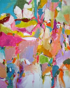 "Saatchi Art Artist: Mary Ann Wakeley; oil 2014 Painting ""Simple Things"""