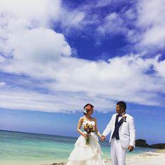 【okinawabridaljoy】さんのInstagramをピンしています。 《** 結婚式前撮り♡ **** #結婚式前撮り#プレ花嫁#前撮り#海#沖縄#読谷JOY #JOY読谷 #ブライダルJOY#ヘア#メイク#沖縄ブライダルJOY#結婚式#ヘアメイク#フォトウェディング#bridaljoy #ブライダルヘア#love #ブライダルヘアメイク#ロケフォト#Okinawa#weddinghair#雲#沖縄フォトウェディング#ウェディングドレス#青空#beach#ビーチ》