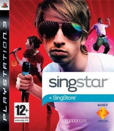 Singstar , this one is alright,  50/ 50