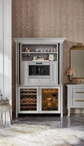 Coffee making stations in the bedroom? Check out Today's Top Kitchen Appliance Trends