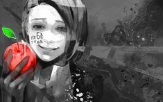 Furuta by Ishida Sui Juuzou Suzuya, Tsukiyama, Kaneki, Tokyo Ghoul Furuta, Tokyo Ghoul Wallpapers, Tokyo Ghoul Manga, Fan Art, Like Animals, Illustrations