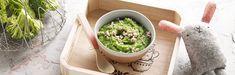 Jambon et purée de brocolis - Recette dès 6 mois pour le déjeuner testée et réalisée par Blédina. Découvrez plus de 1001 idées recettes grâce à Blédina! Planter Pots, Ethnic Recipes, Food, Ham, Meat, Yummy Recipes, Meals, Yemek, Eten