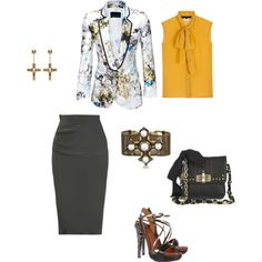 Lanvin Paris, created by djlidstone-1 on Polyvore