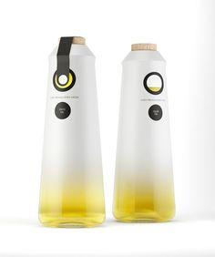 """""""O"""" Olive Oil Concept #packaging #bottle"""
