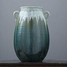 Majorca Dripped Glaze Decorative Vase - Vases - Décor | Elementarie