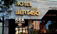 Hotel Bertaso em Chapecó, SC