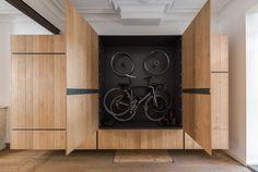 DEDE, Antwerp, 2015 - VAN STAEYEN INTERIEUR ARCHITECTEN - awesome storage idea