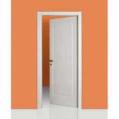 E queste stupende porte interne a libro pantografate e laccate di ...