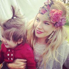 Sienna Miller & Marlowe